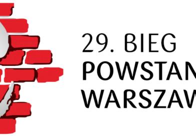 Oddaj cześć Powstańcom i z PKO Bankiem Polskim weź udział w 29. Biegu Powstania Warszawskiego