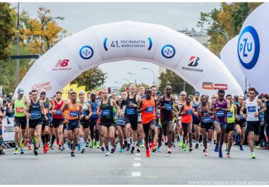 Bieganie znów porwało stolicę! Rekord zwieńczeniem weekendu z 41. PZU Maratonem Warszawskim