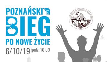 W niedzielę 6 października 2. Poznański Bieg Po Nowe Życie