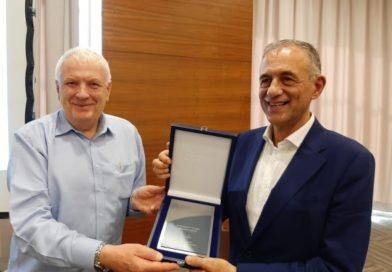 Europejska Federacja Lekkiej Atletyki (EAA) nagrodziła RunCzech za projekt EuroHeroes