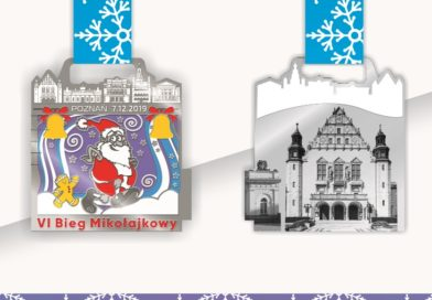 W sobotę 7 grudnia – VI Bieg Mikołajkowy w Poznaniu! Biegam = pomagam