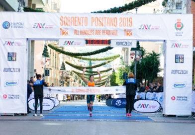 Zakończenie sezonu RunCzech we włoskim Sorrento