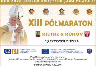 RUSZA XIII EDYCJA PÓŁMARATONU KIETRZ & ROHOV