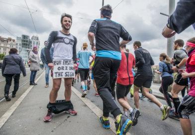 Praga Maraton – noworoczne postanowienie