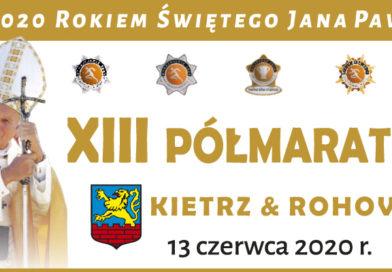 XIII Półmaraton Kietrz & Rohov odwołany