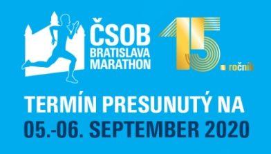 Bratysława Maraton – najnowsze informacje