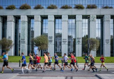 Sport, zabawa, bezpieczeństwo – przed nami wyjątkowa 42. Edycja PZU ORLEN Maratonu Warszawskiego