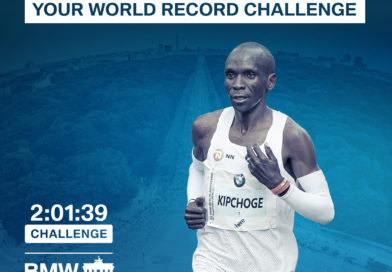 BMW Berlin Maraton – weź udział w wyzwaniu 2:01:39