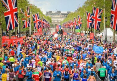 Wirtualny Londyn Maraton