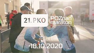 PKO POZNAŃ VIRTUAL RUN czyli czas na bieganie w Poznaniu!