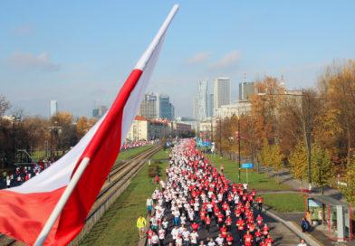Bieg Niepodległości 2020: okrążcie z nami Polskę!