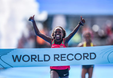 MŚ W PÓŁMARATONIE – GDYNIA 2020 – Peres Jepchirchir bije w Gdyni rekord świata w półmaratonie!