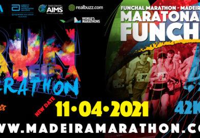 Nowy termin Funchal Madera Maraton – 11 kwietnia 2021