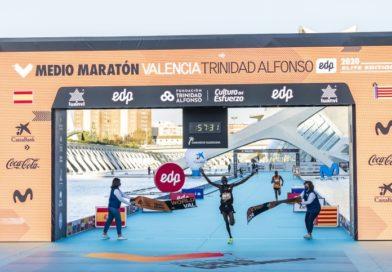 Rekord świata w półmaratonie