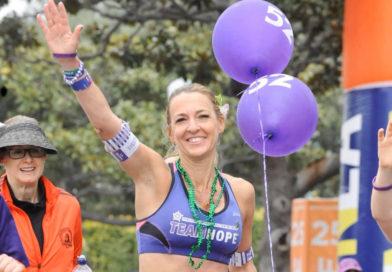"""Julie Weiss – """"bogini maratonu"""", która biega dla innych"""