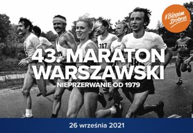 Wystartowały zapisy na 43. Maraton Warszawski!