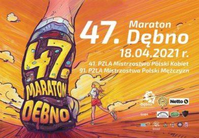 47 Maraton Dębno – Aleksandra Lisowska wyrównuje rekord Polski!