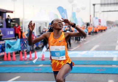 Ruth Chepnegetich z nowym rekordem świata w półmaratonie!