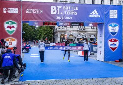 """Niezwykły dzień w Pradze: wielkie bieganie i wyjątkowa """"Bitwa Drużyn"""""""