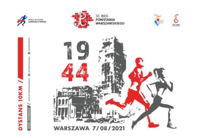 Bieg Powstania Warszawskiego wraca na ulice stolicy, oddamy hołd Bohaterom