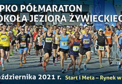 Nowy termin 21. PKO Półmaratonu dookoła jeziora Żywieckiego
