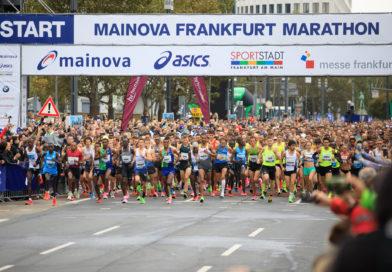Już dziś dołącz do Mainova Frankfurt Marathon!