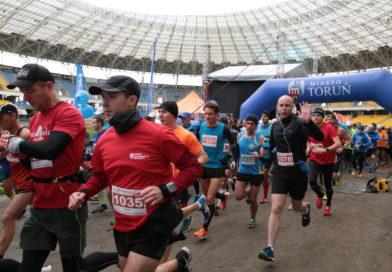 Toruń Maraton powraca na trasy biegowe (24.10.2021)