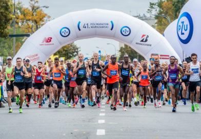 Wielkie święto biegania już w ten weekend w stolicy!