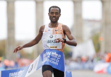 Kenenisa Bekele i Hiwot Gebrekidan wystartują w berlińskim maratonie