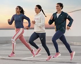 ASICS NAGARE – nowa kolekcja biegowa dla kobiet