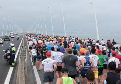 Maraton w Lizbonie powrócił z rekordem trasy