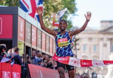 Jepkosgei i Lemma zwyciężają maraton w Londynie